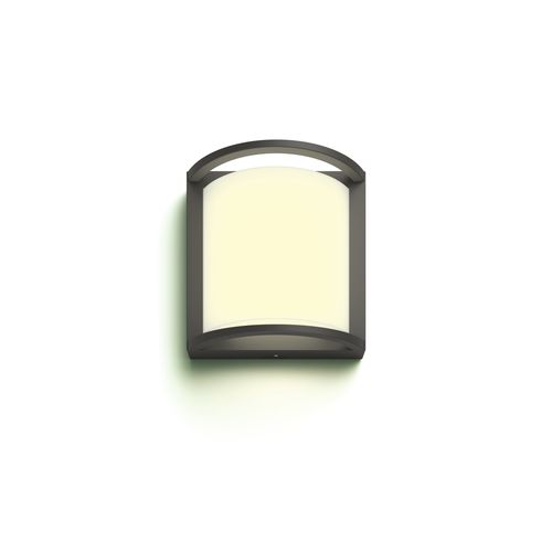 Philips wandverlichting LED Samondra zwart 83W