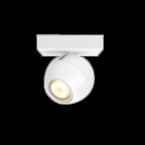 Philips Hue spot Buckram blanc 5,5W extension