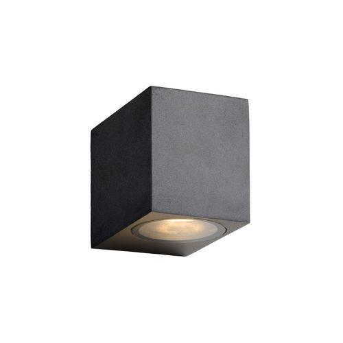 Lucide wandverlichting Zora-led zwart GU10 5W