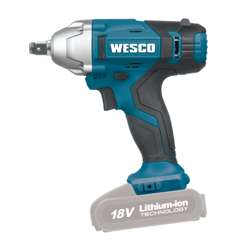 Wesco slagmoersleutel WS2905.9 Bare Tool