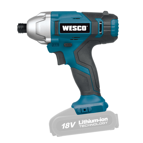 Wesco accuslagschroevendraaier WS2904.9 Bare Tool