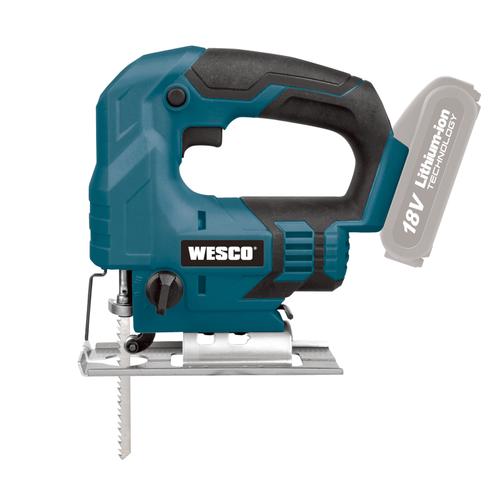 Scie sauteuse Wesco sans batterie WS2903.9 18V