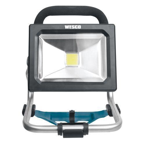 Lampe de travail Wesco sans batterie WS2945.9 18V