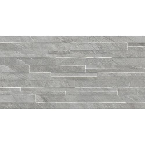 Wandtegel Pacific grijs 30x60cm