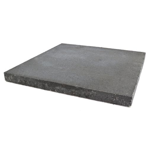 Decor betontegel Antraciet beton 50x50x4 cm