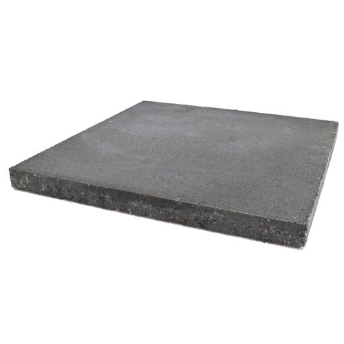 Decor betontegel Antraciet beton 50x50x4 cm