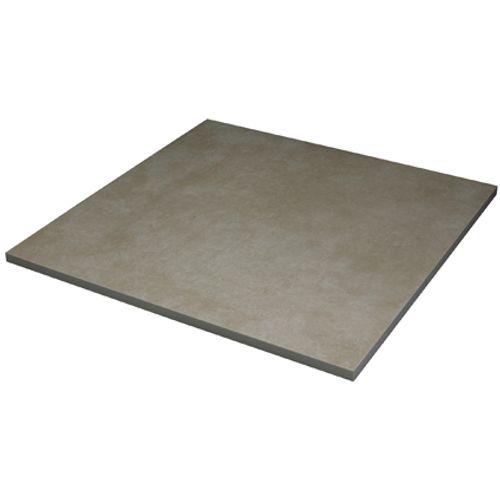 Decor keramische tuintegel Concrete beige 60x60cm 0,72m² 2 stuks