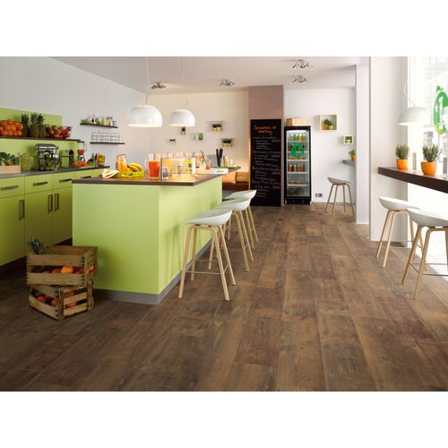 Parquet stratifié DecoMode Large Cardiff 8mm 2,540m²