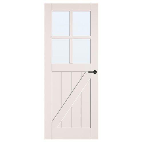 Cando binnendeur porch opdek links 68x231,5cm