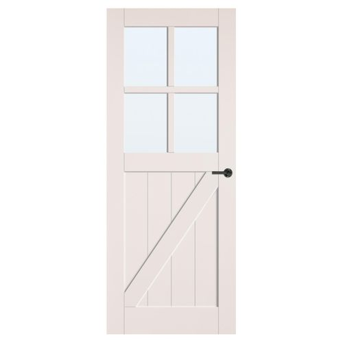 Cando binnendeur porch opdek links 73x231,5cm