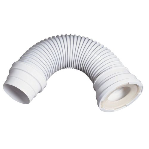 Wirquin flex WC-buis 24 tot 38 cm