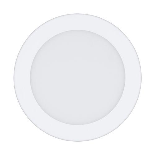 Plafonnier LED EGLO Fueva 1 blanc 10,90W