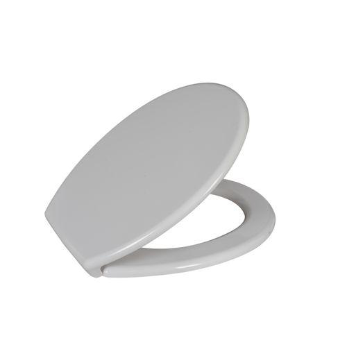 Abattant WC Baseline blanc Duroplast