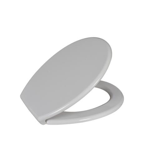 Baseline toiletzitting duroplast wit