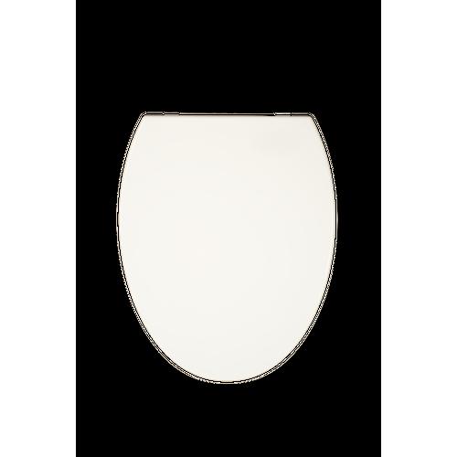 Abattant WC Aquazuro Trani blanc Duroplast Softclose