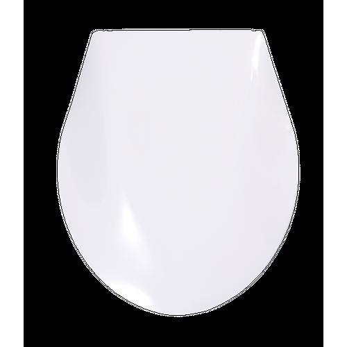 Abattant WC Aquazuro Pedaso blanc Duroplast Softclose