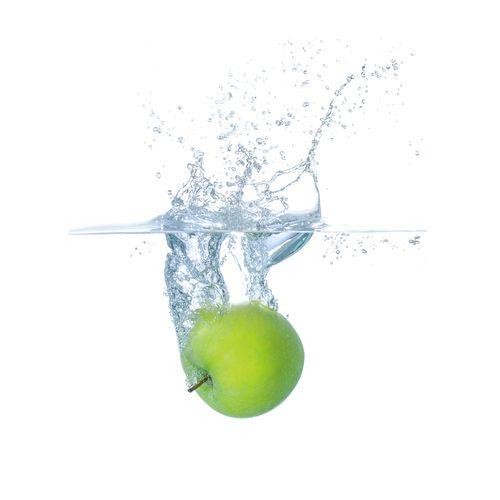 Aquazuro toiletzitting Appel duroplast groen