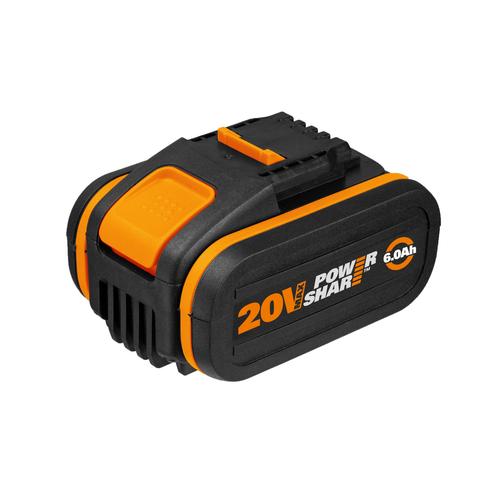 Batterie Worx WA3641 20V 6Ah