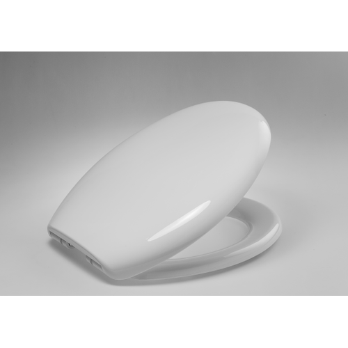 Aquazuro toiletzitting Panarea thermoplast wit