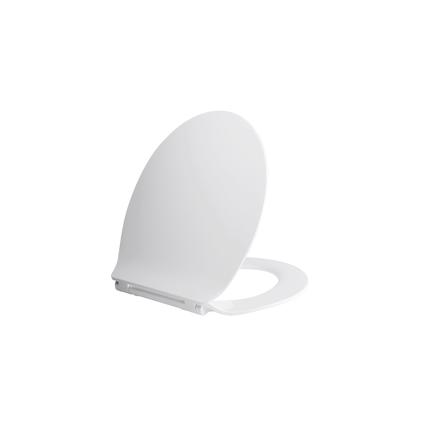 Aquazuro toiletzitting Ustica duroplast wit