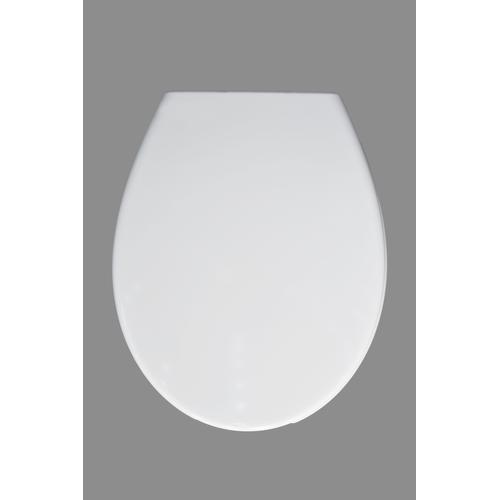 Abattant WC Aquazuro Ponza blanc Duroplast Softclose