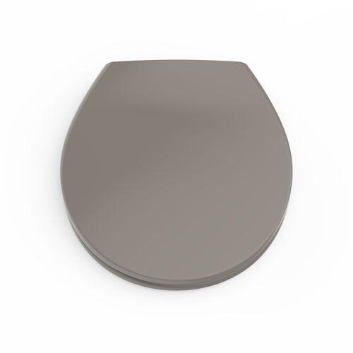 Aquazuro toiletzitting UF grijs