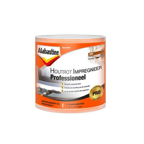 Alabastine houtrotimpregneer pro 120 ml