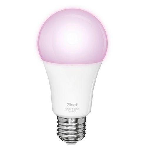 KlikAanKlikUit dimbare E27 LED lamp wit en kleur