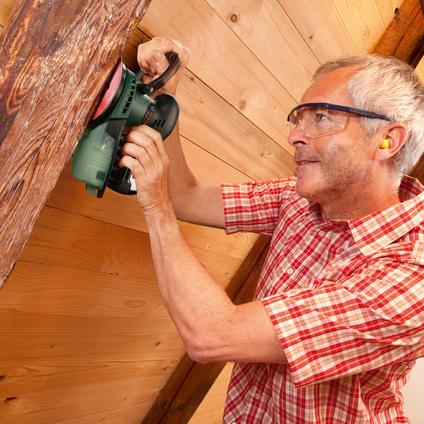 Bosch excentrische schuurmachine AdvancedOrbit 18 Bare Tool