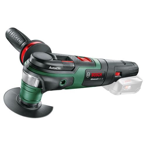 Outil multifonction Bosch AdvancedMulti18 Bare Tool 18V