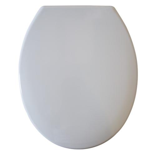 Abattant WC AquaVive Tarnos blanc Duroplast Softclose