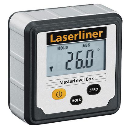 Laserliner elektronische waterpas Masterlevel box