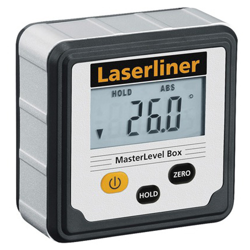 Laserliner elektronische waterpas Masterlevel box