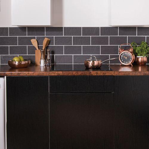 Transform film adhésif décoratif Charred wood 67,5x200cm
