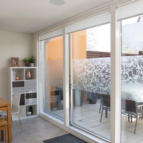 Transform zelfklevende glasfolie Nature 67,5x200cm