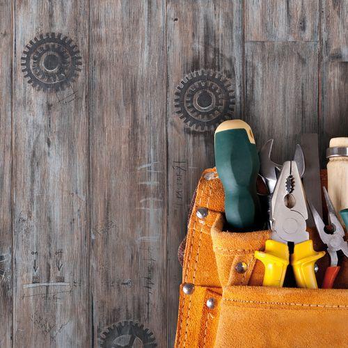 Transform film adhésif décoratif Decorated wood 45x200cm