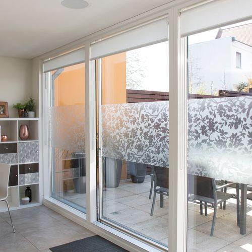 Transform film statique pour vitrage Nature 45x150cm