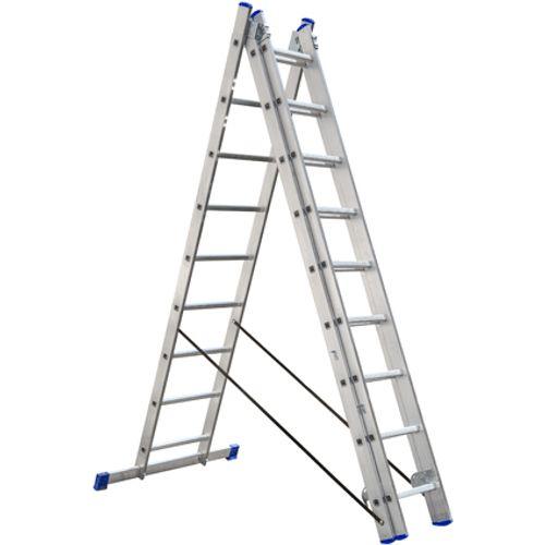 Escalo reformladder Stabilo 3x9-treeds