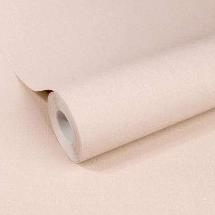 DecoMode vliesbehang Basic textile nude