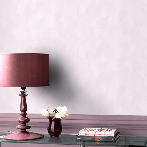 Papier peint intissé Decomode Basic stuc rose poudré