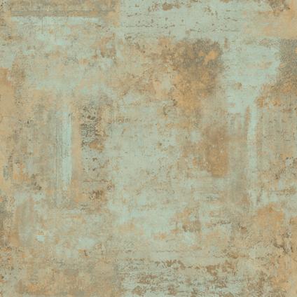 Papier peint intissé DecoMode Luxury Concrete vert