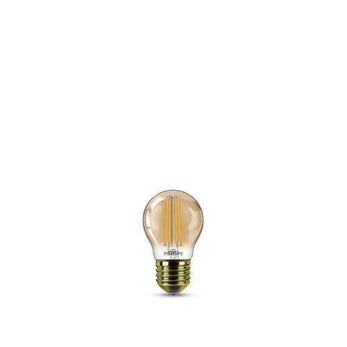 Ampoule LED sphérique Philips Deco 5W E27