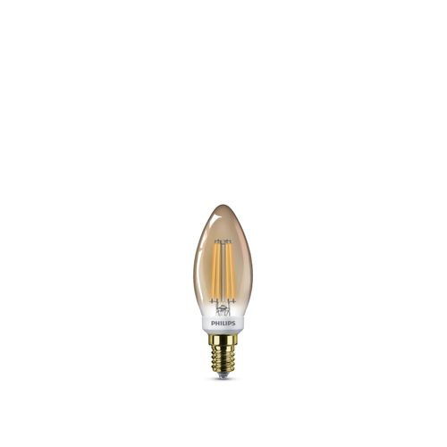 Philips LED-lamp Deco kaars 5W E14