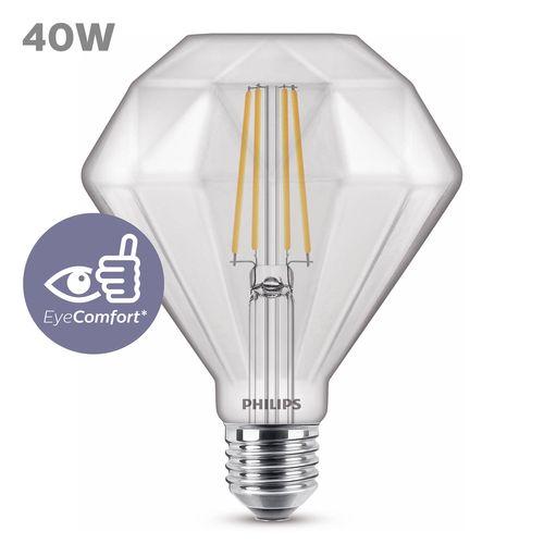 Philips LED-lamp Deco globe 5W E27
