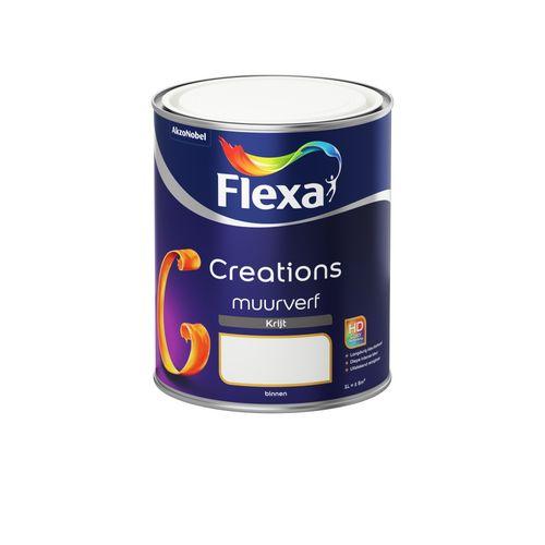 Flexa muurverf Creations krijt fresh linen 1L