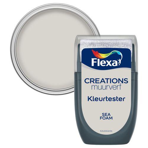 Flexa muurverf tester Creations sea foam 30ml