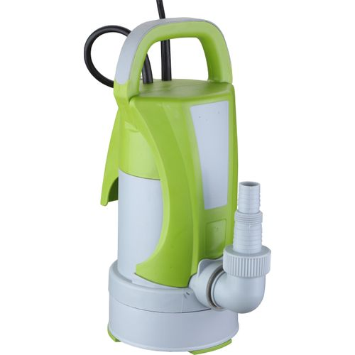 Pompe submersible pour eaux claires et eaux chargées Central Park 550W