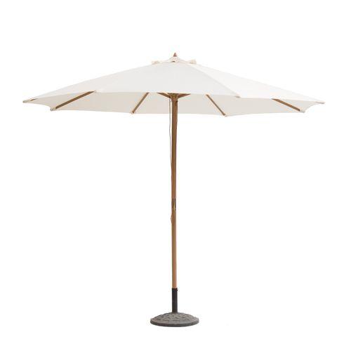 Central Park parasol 'Joy' ecru 3m