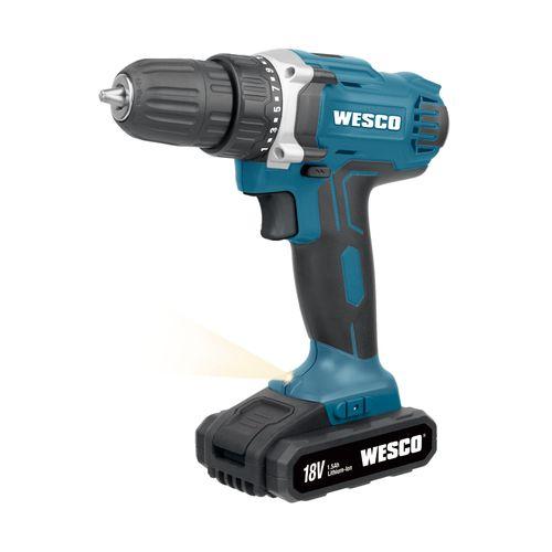 WESCO accuschroefboormachine WS2971 18V