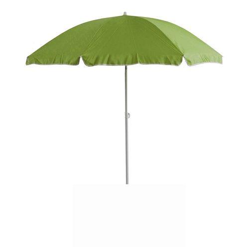 Central Park parasol 'Beach' appel groen 2m